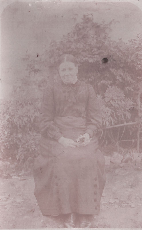 Martha Seaman (Nans Grandmother) 18th May 1914 v2