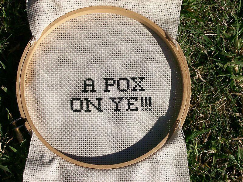 12.07.08 a pox on ye