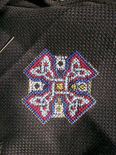 12.07.08 celtic cross close up