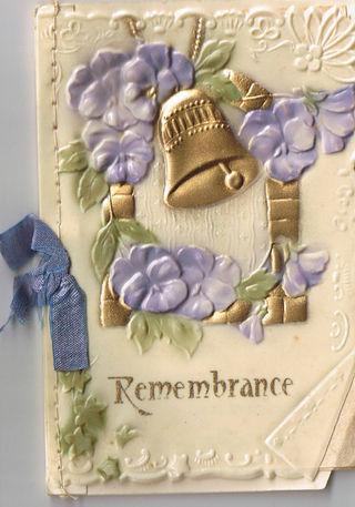 Remembrance ext