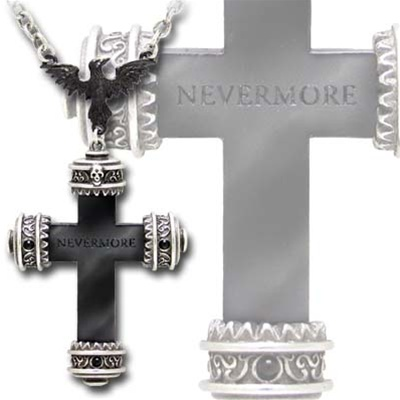 Nevermore cross